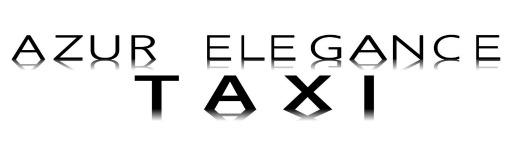 logo AZUR ELEGANCE TAXI